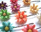 the darling daisy hair pin.
