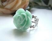 Mint Margaret Ring