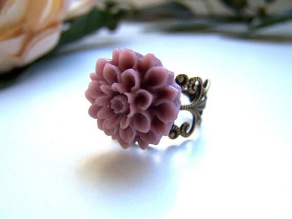 the plum vera ring.