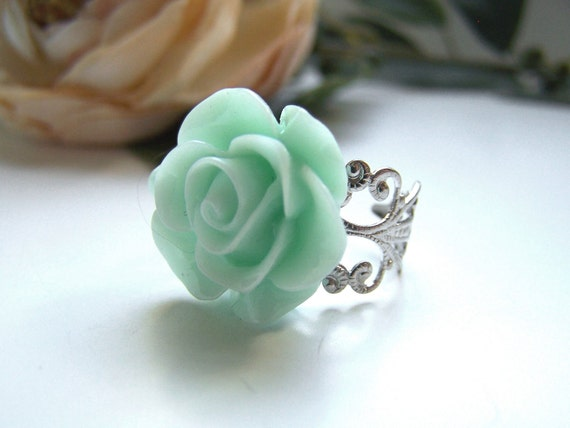 Mint Margaret Ring