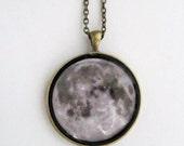Moonchild Necklace - Grey