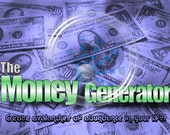 Money Generator Affirmations and Subliminal Pack