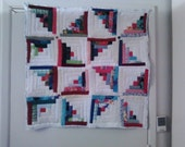 Spinner quilted crib quilt or wallhanging