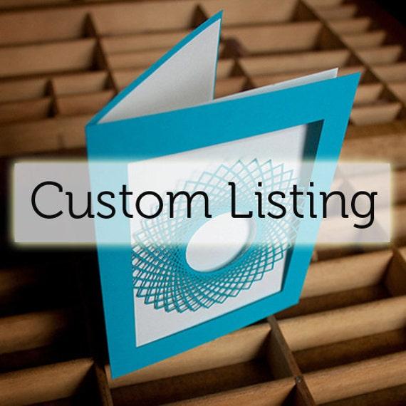 Custom Listing for jimcyn1123 - 12 Daily Planner Calendars July 2012 - June 2013