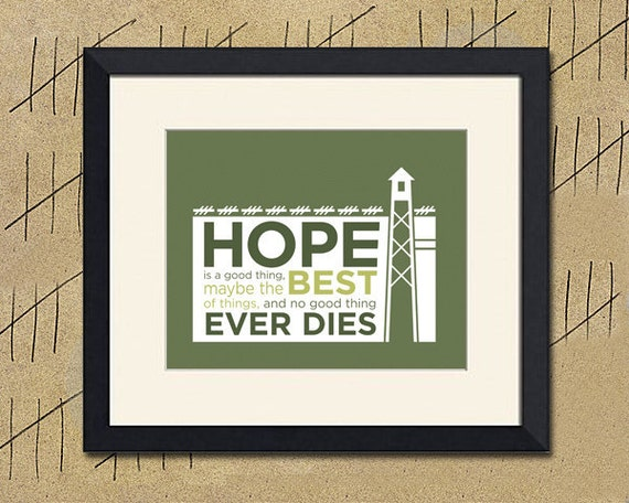 Movie Quote Shawshank Redemption