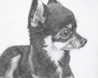 miniature drawing