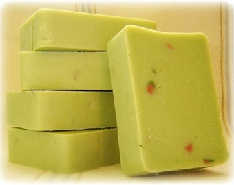 Spiced Forest Soap