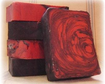 Sasquatch...Handmade Lye Soap