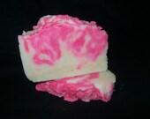 CP Handmade  SOAP - Sweet Rose -   Vegan