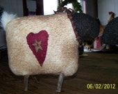 Mary had a little lamb...I've got four......