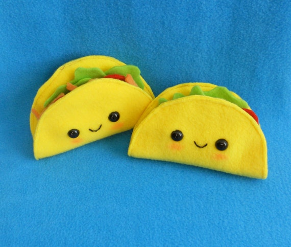 ONE Plush Taco by Deadly Sweet