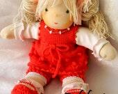 Waldorf doll Nastya