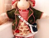 Waldorf doll Masha