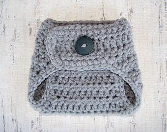 Crochet PATTERN Diaper Cover, Newborn Diaper Cover Pattern,  Newborn Photo Prop, Diaper Cover Pattern, Crochet Diaper Cover Pattern