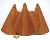 DANSK Teak Cutting / Serving Board / Tray Collection