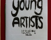 "Issue 1 of ""Young Artists"""