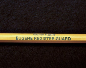 Eugene Register-Guard Promotional Pencil