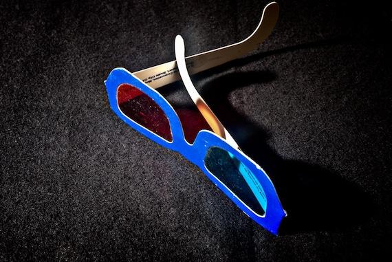 Classic Movie 3-D Glasses