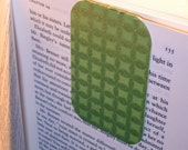 """Magnetic Bookmark """"Hulks Chex Mix"""""""
