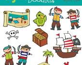 KPM Pirates digital clipart