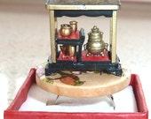 Kawaii Ring - Miniature Hina Matsuri High Tea Service