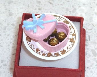 Food Ring - Chocolate Box Japanese Kawaii