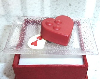 Food Ring - Love and Heart Ring Kawaii