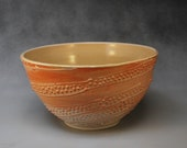 Dots and Lines Large Serving Bowl