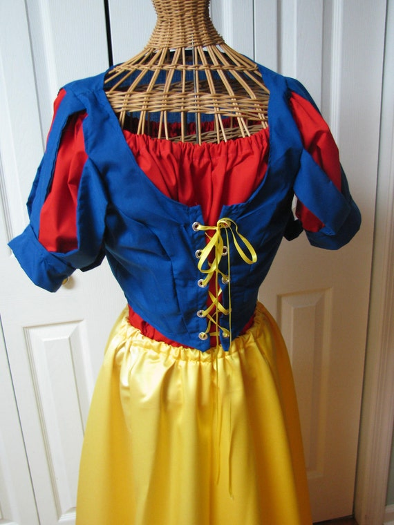 SALE Snow White Adult Costume