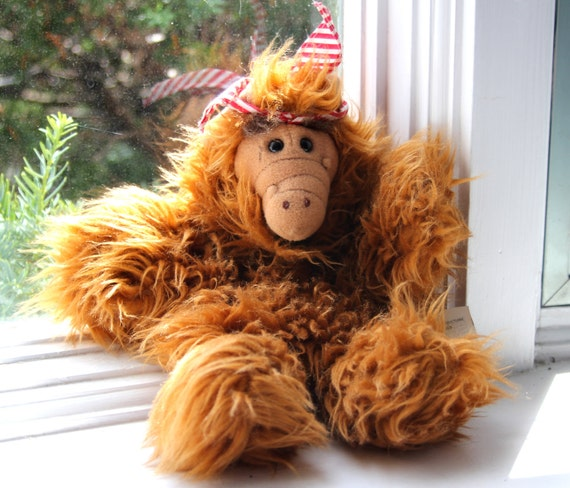Vintage Alf Puppet From The 1980s
