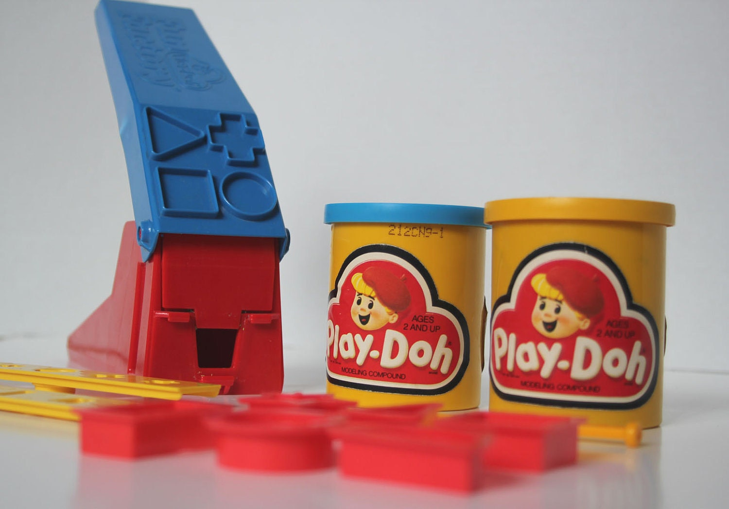 Play Doh Fun Factory Shapes Children S Toys