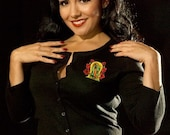Our Lady of Guadalupe Rockabilly Cardigan, All Sizes