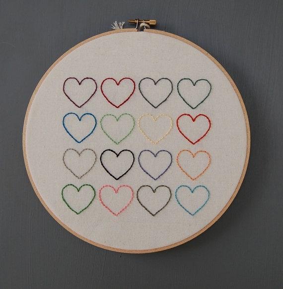 A whole lotta love Embroidery