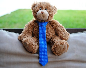Little Guy Skinny Tie - Adjustable Neck - You pick the fabric - Photo Props - Skinny Tie - Dress Up