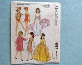 Sewing Pattern Doll Clothing Tammy and other 12 inch Dolls