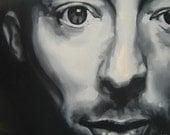 Thom Yorke - print