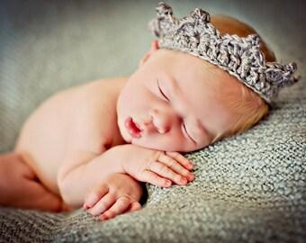 Newborn Baby Photo Prop Crown