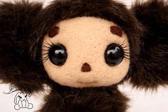 Cheburashka  (made to order)