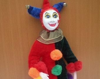 Clown, Circus, Jester, Joker Circus, Carnival