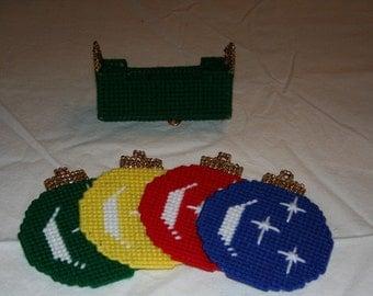 Ornament Coaster Set