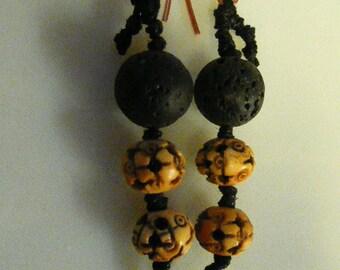 Bohemian String Earrings