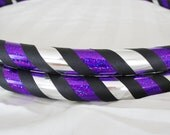 Purple Fairy custom Hula Hoop - Collapsible or Standard - Any Size