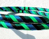 Aquarius Custom Hula Hoop - Collapsible or Standard - ANY Size Hoola Hoop