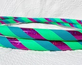 Design Your Own Hula Hoop - Grip&Shine -2 grips 1 shiny tape - ANY Size - Collapsible or Standard - LARGEST Grip Tape Selection on Etsy