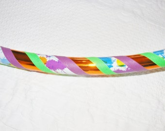 PoMo Custom Hula Hoop - Collapsible or Standard - Any Size