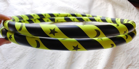 Super Budget Grip Custom Hula Hoop - Collapsible or Standard - Any Size - 50 Colors to Choose From