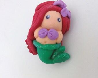 Ariel the Little Mermaid pendant