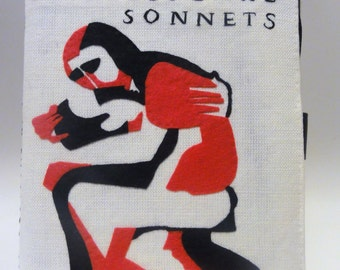 iPad book cover - Shakespeare's Sonnets