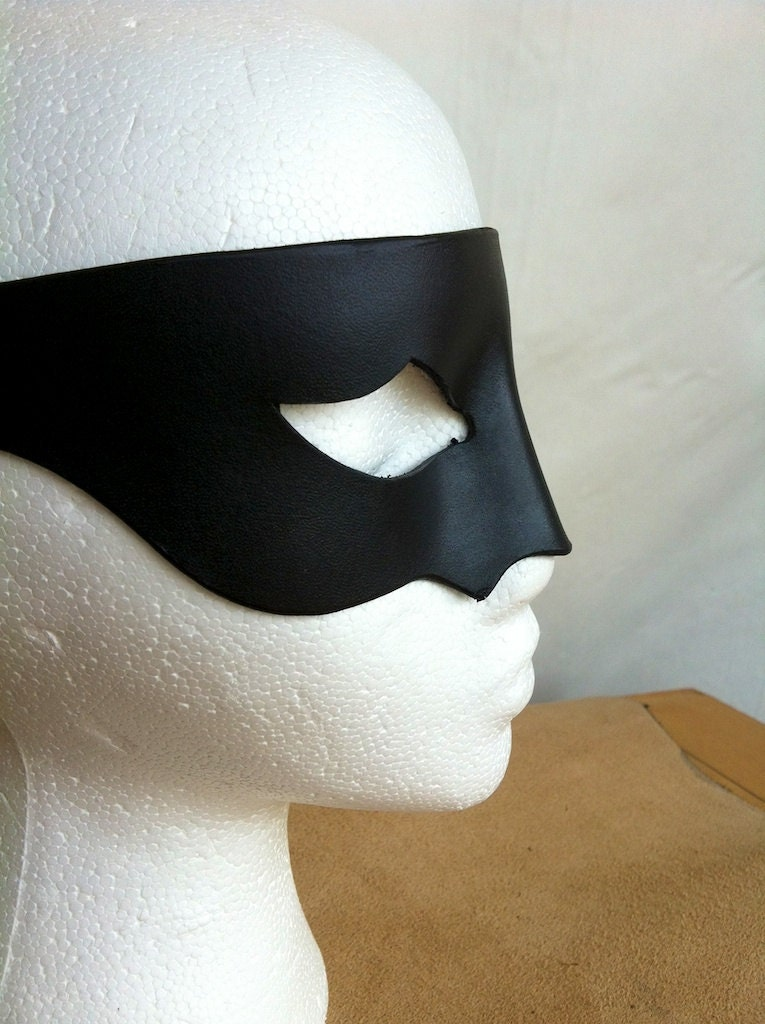 Leather Mask Kill Bill Crazy 88 Kato Bruce Lee Crazy88 Cosplay