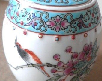 Chinese Tea Jar